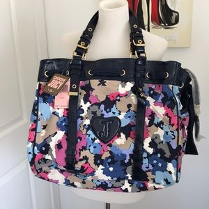NWT Juicy Couture large bag